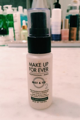 Make Up Forever Mist and Fix (1 oz $14.00)