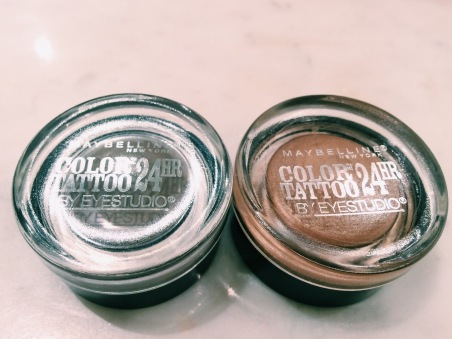 Maybelline Colour Tattoo ($8.99 CA *prices vary*)