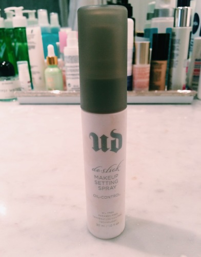 Urban Decay Setting Spray (1 oz $14.00)
